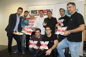 Premiados DESTÁPATE 2014