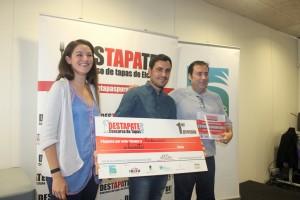 Entrega de premios DESTÁPATE 2016 2